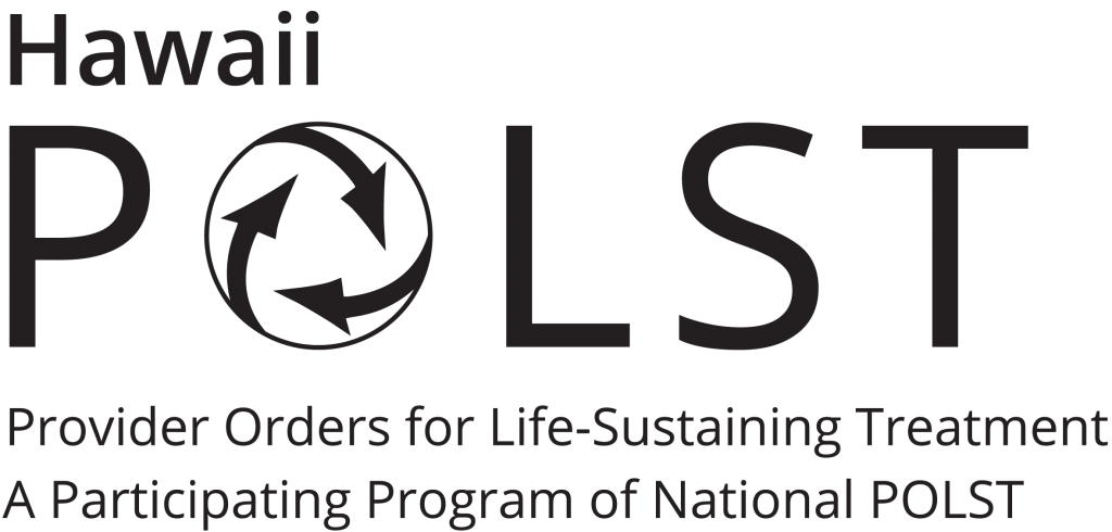 National POLST logo